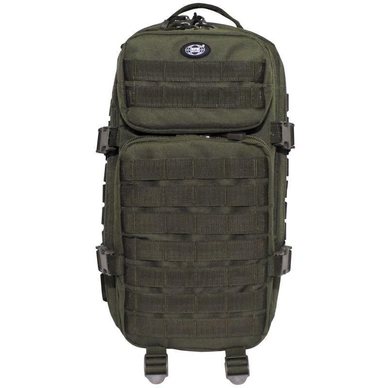 Waffentasche Rucksack Molle oliv
